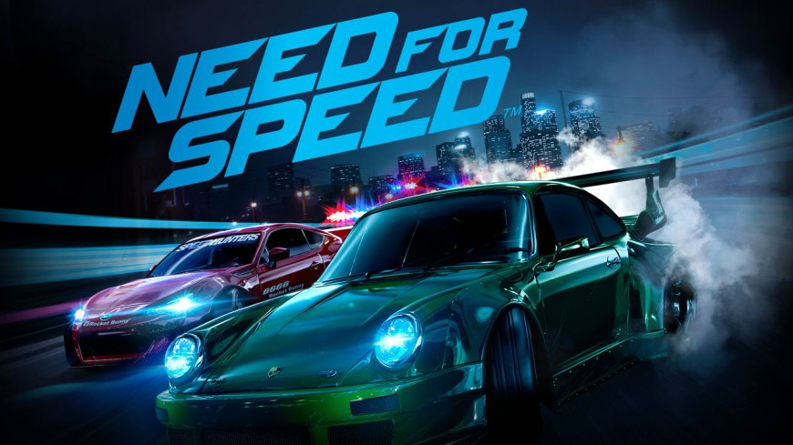 Need for Speed - The Game!