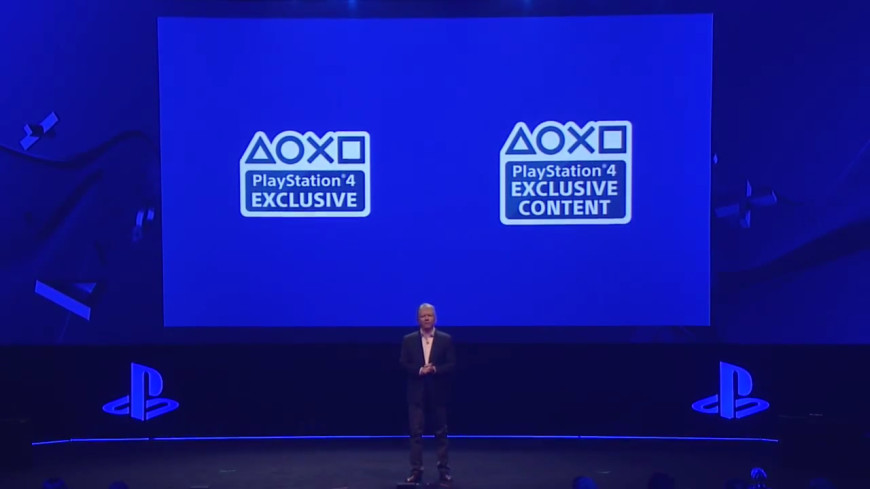 playstation exclusive logos