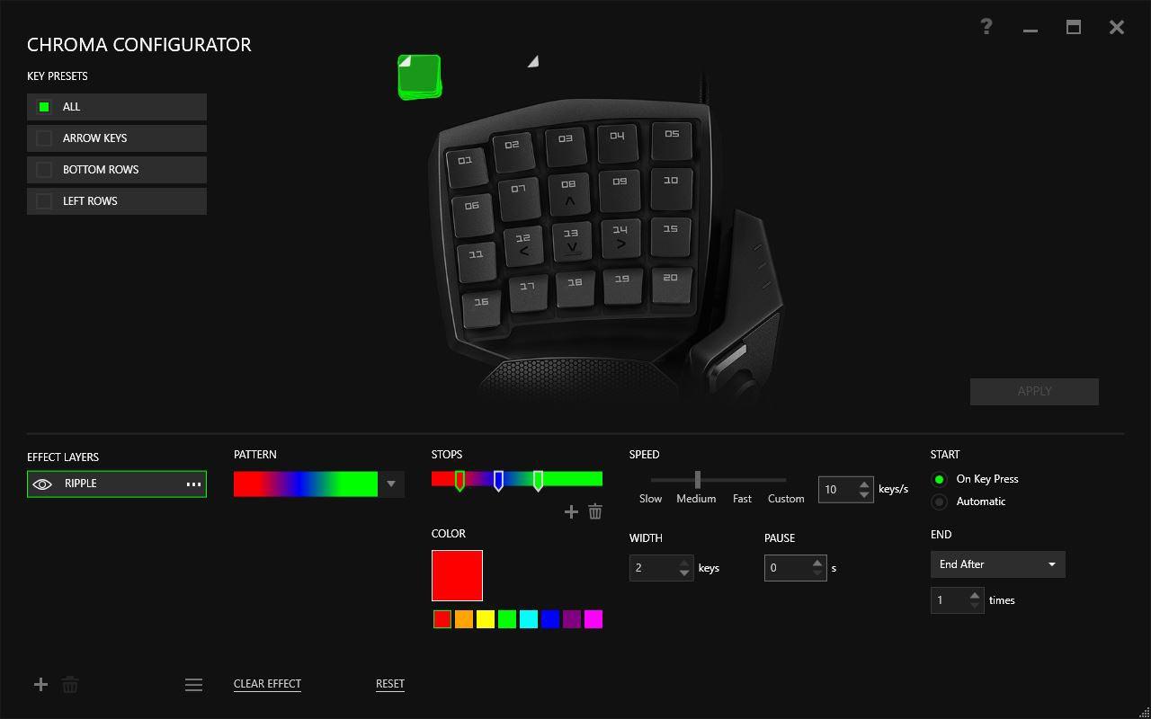 Hardware review: Razer Orbweaver Chroma gaming keypad > NAG