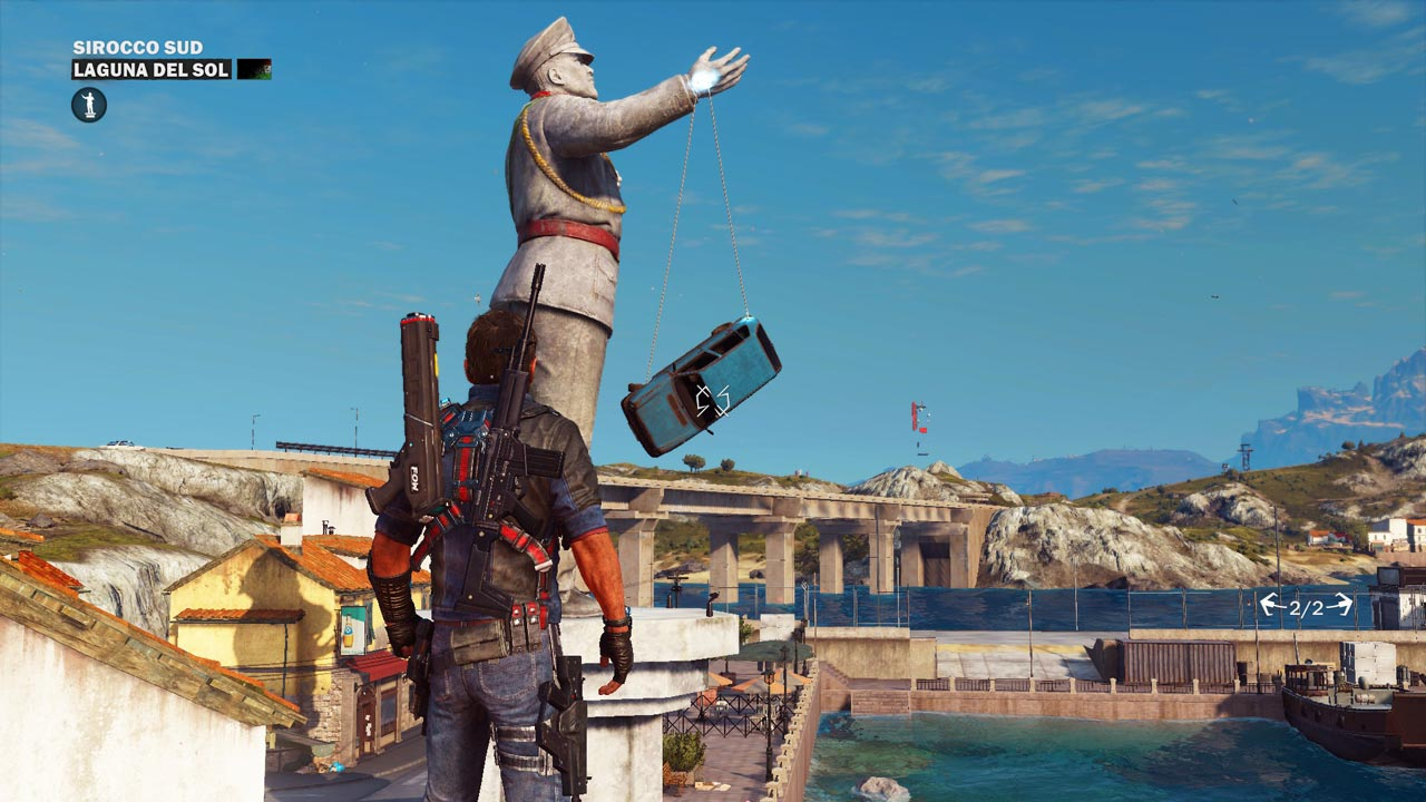 Review: Just Cause 3   NAG