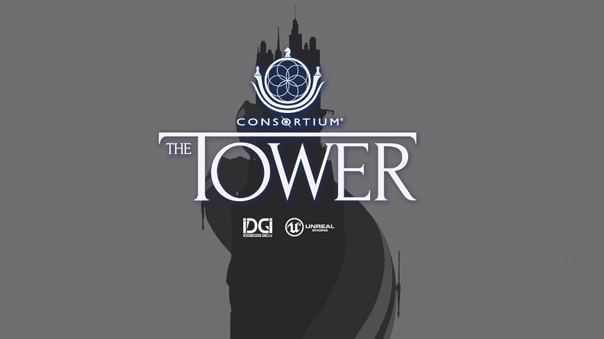 Consortium The Tower cover