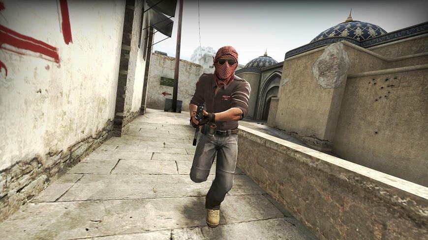 Counter Strike Aerobics