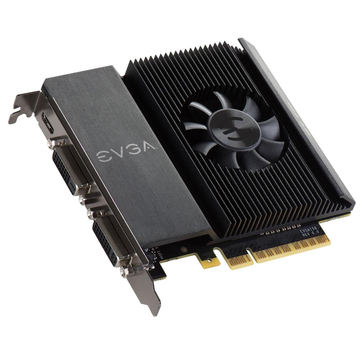 EVGA Geforce GT 710 dual-DVI