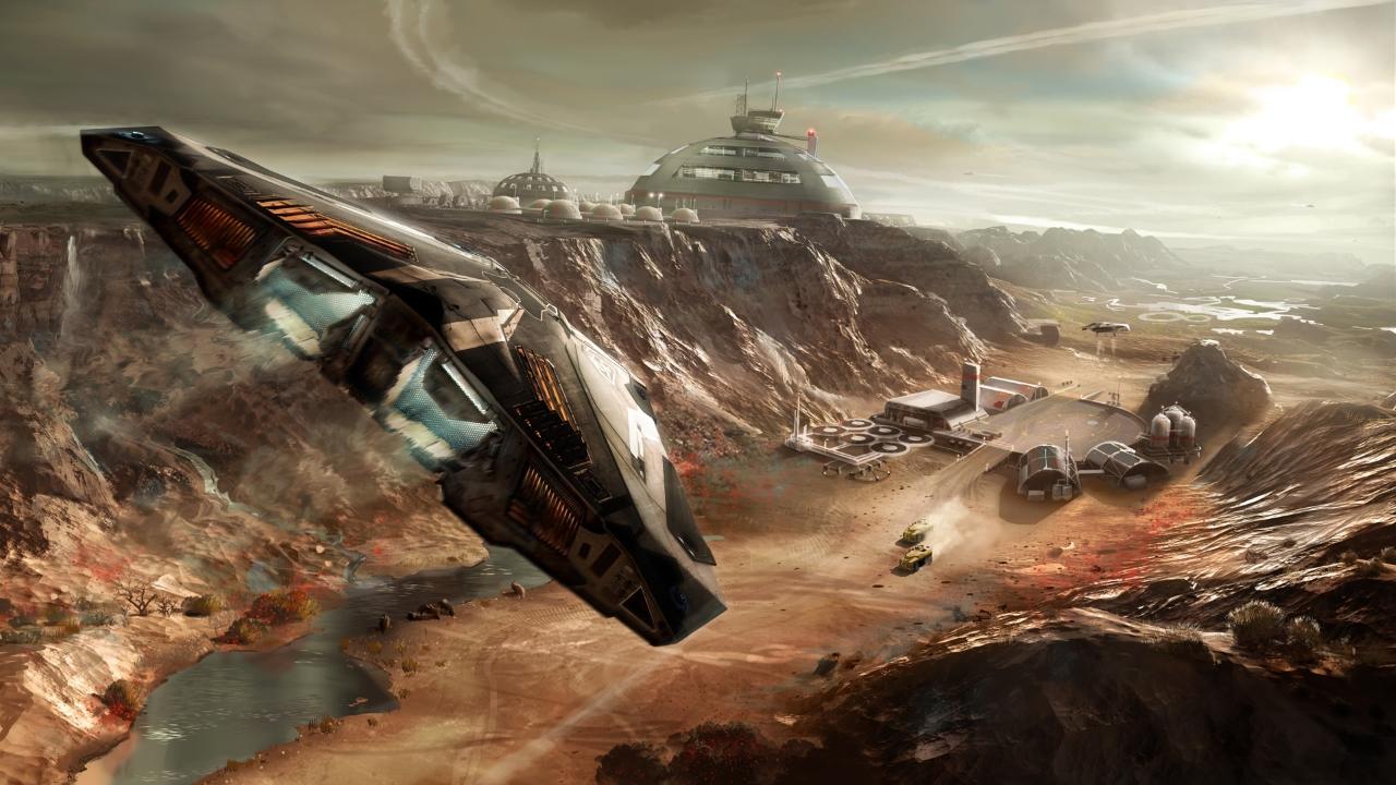 Weirdly, Elite: Dangerous has dropped Oculus Rift support > NAG