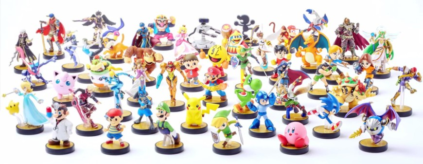 ALL_the_amiibo