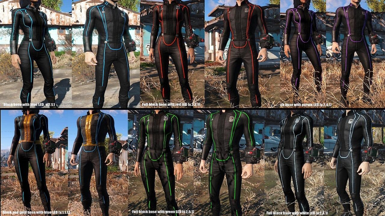 fallout 4 mod showcase part 3 fashionable armageddon nag