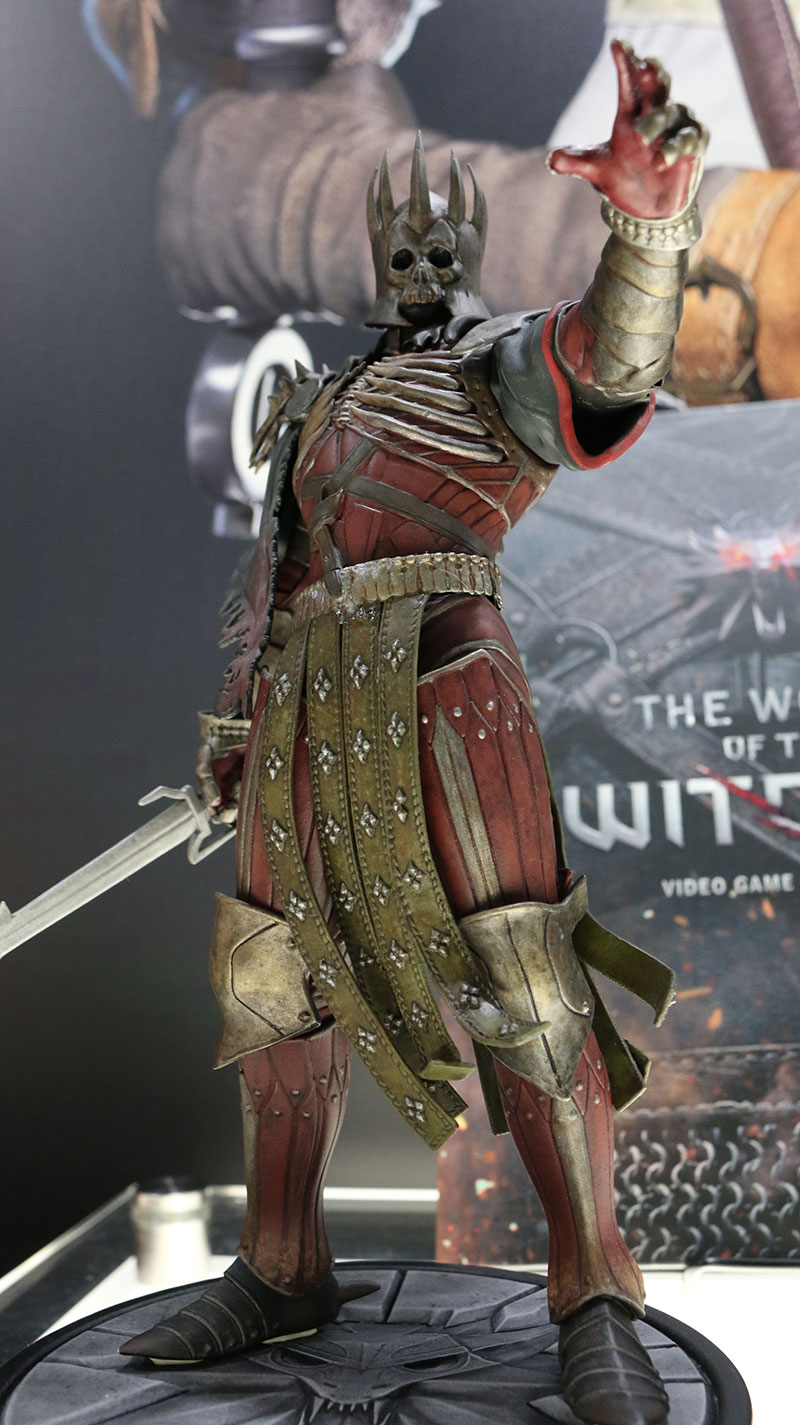 dark horse is producing the witcher 3 figurines and. Black Bedroom Furniture Sets. Home Design Ideas