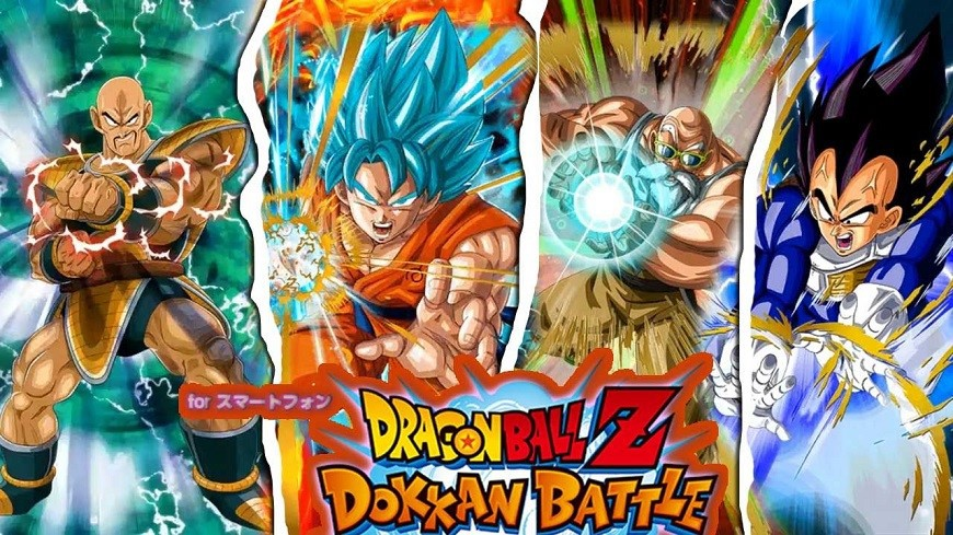 Dokkan Battle cover