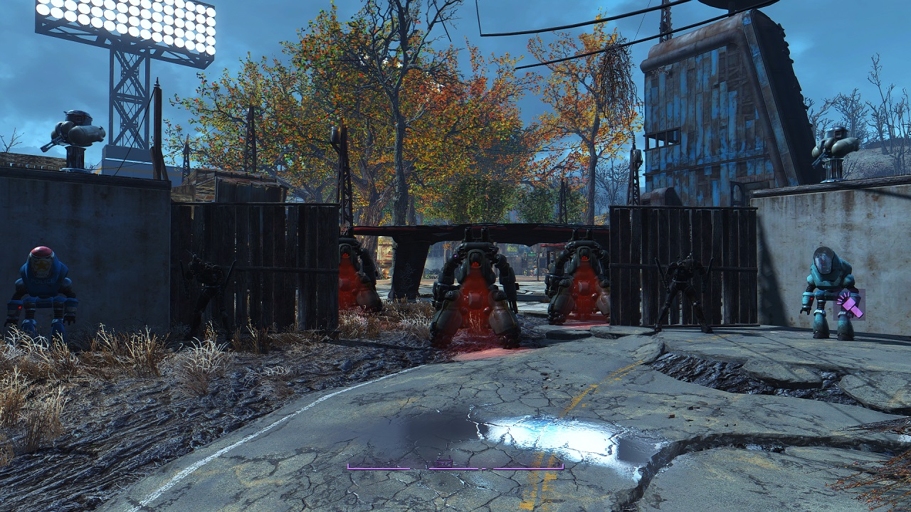 Fallout 4 mod showcase part 5: another settlement needs pimpin' > NAG