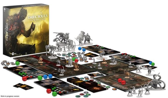 Dark Souls box
