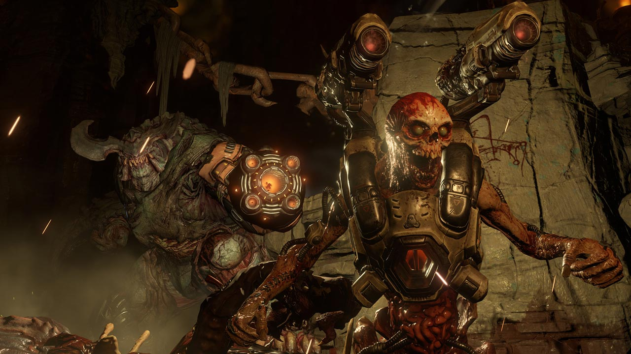 Here's an hour-long walkthrough of Doom's single-player