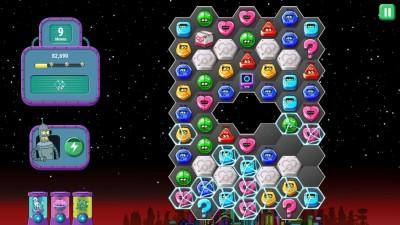 Futurama gameplay