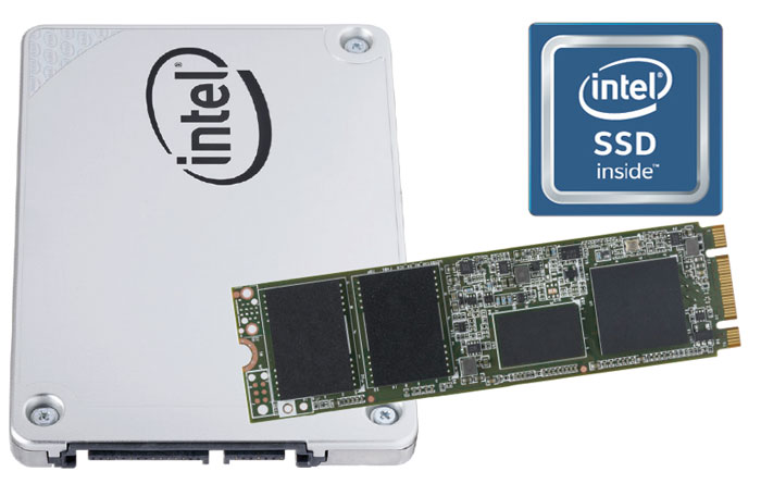 Intel SSD 540