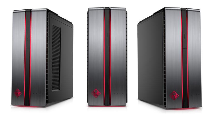 HP Omen desktop chassis 2016