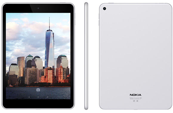 Nokia N1 android tablet