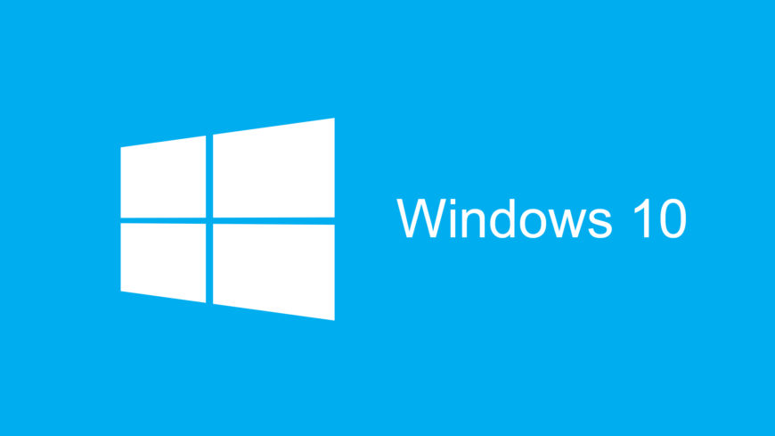 microsoft windows 10 background