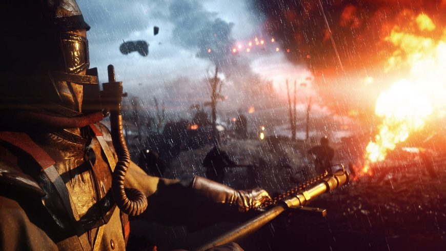 Battlefield 1 EA Play conference 2