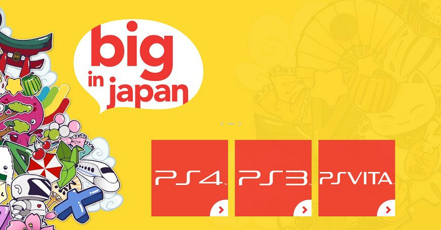 Big in Japan cover