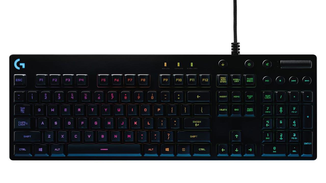 9d4f8da10df Hardware review: Logitech G810 Orion Spectrum gaming keyboard > NAG