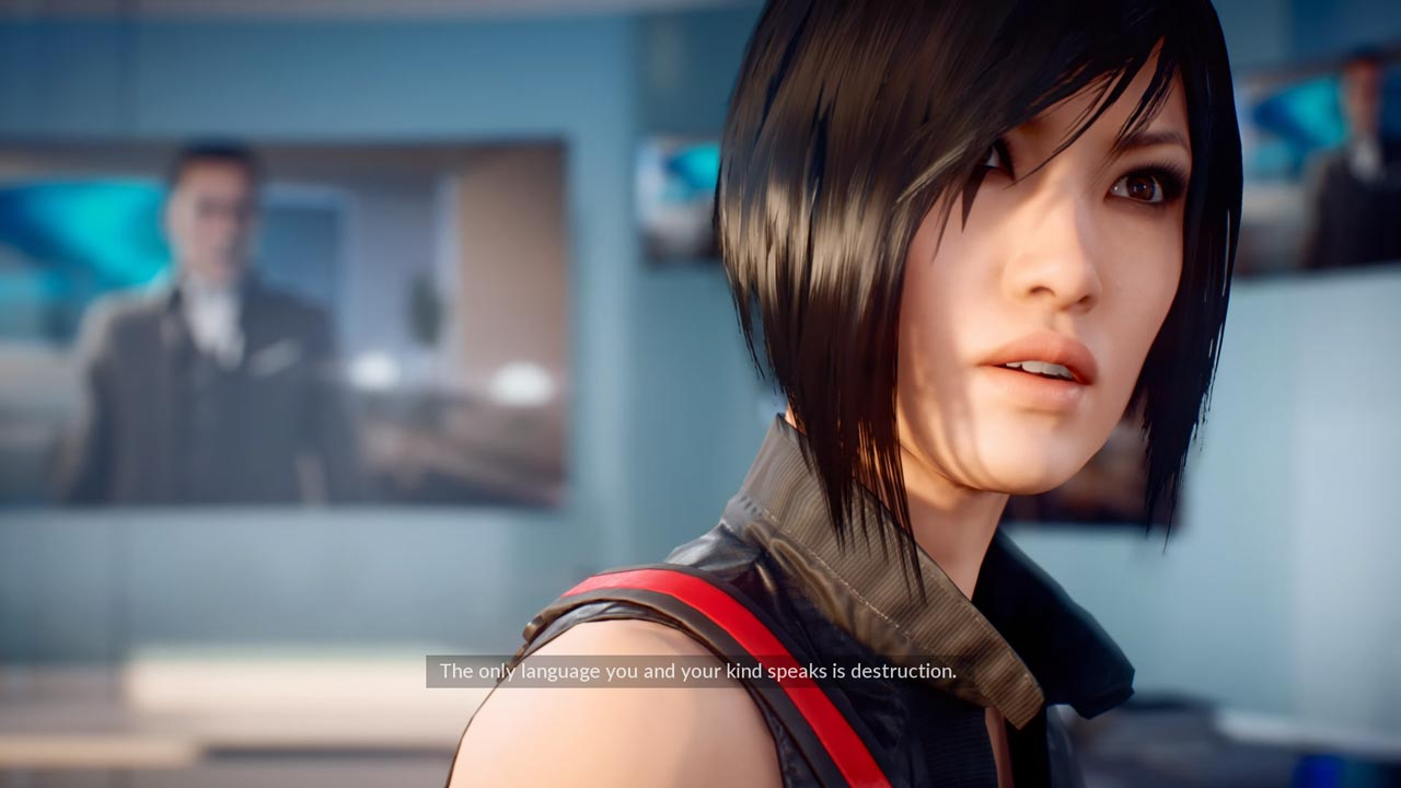 Review: Mirror's Edge Catalyst > NAG