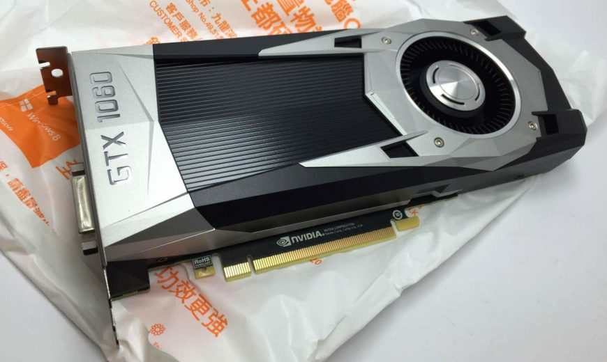 NVIDIA Geforce GTX 1060 reference leak