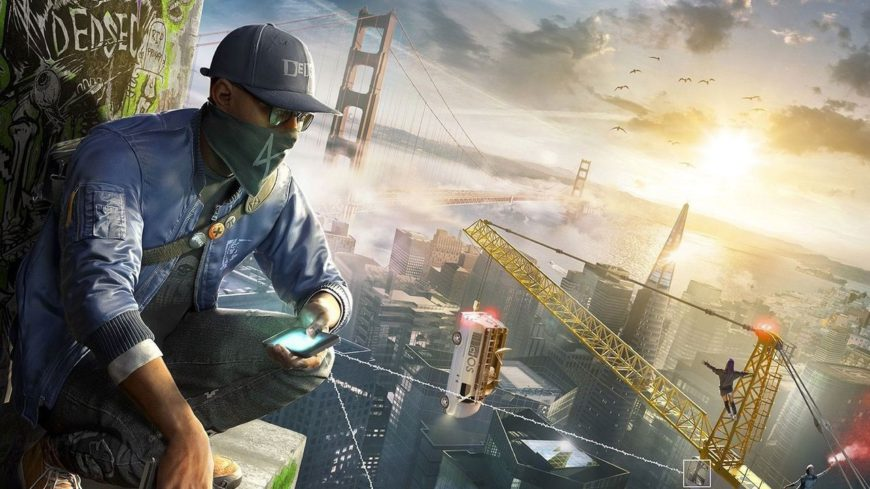 Watch Dogs 2 reveal a