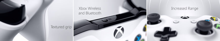 xbox one s new xbox controller bluetooth