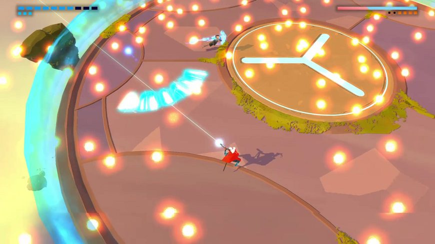 Review: Furi > NAG
