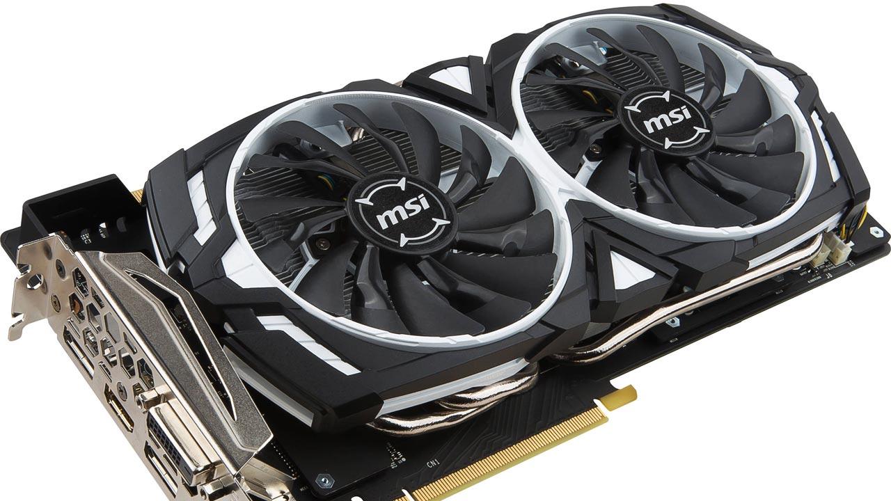 Hardware review: MSI GeForce GTX 1070 ARMOR 8G OC > NAG