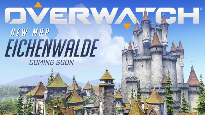 Overwatch new map 1