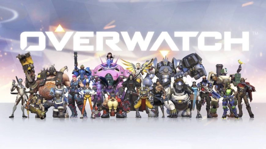 Overwatch free console weekend