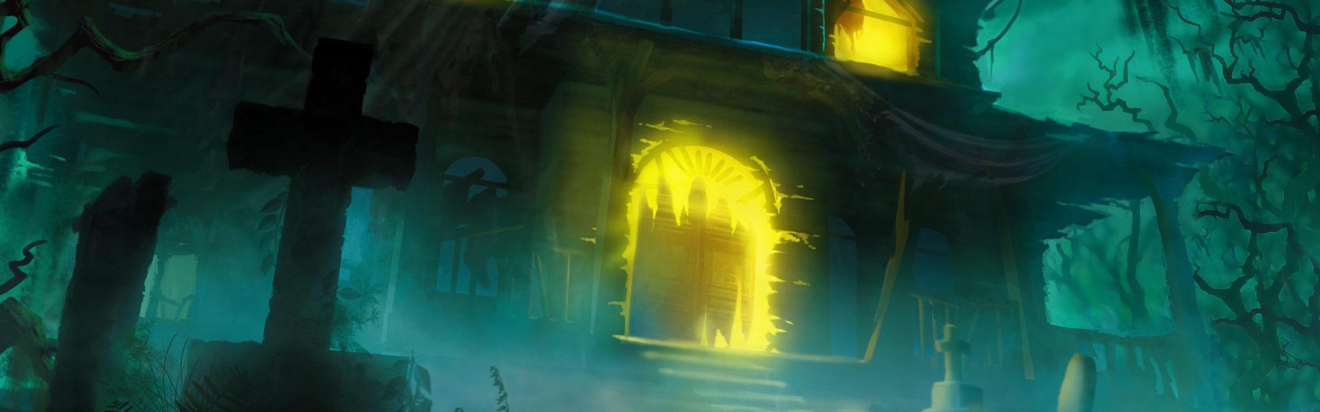Board Game Review Betrayal At House On The Hill Nag