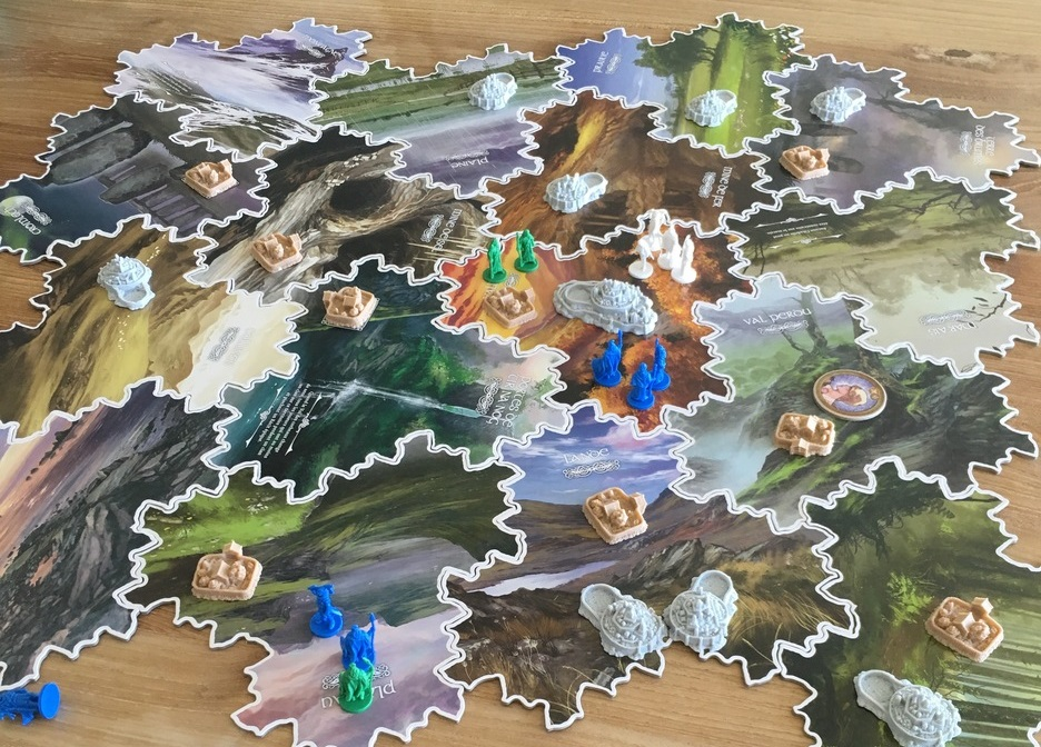 Board game review: Inis | NAG image
