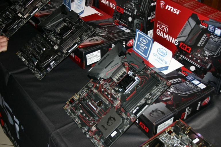 TVR and MSI officially launch Kaby Lake in South Africa > NAG