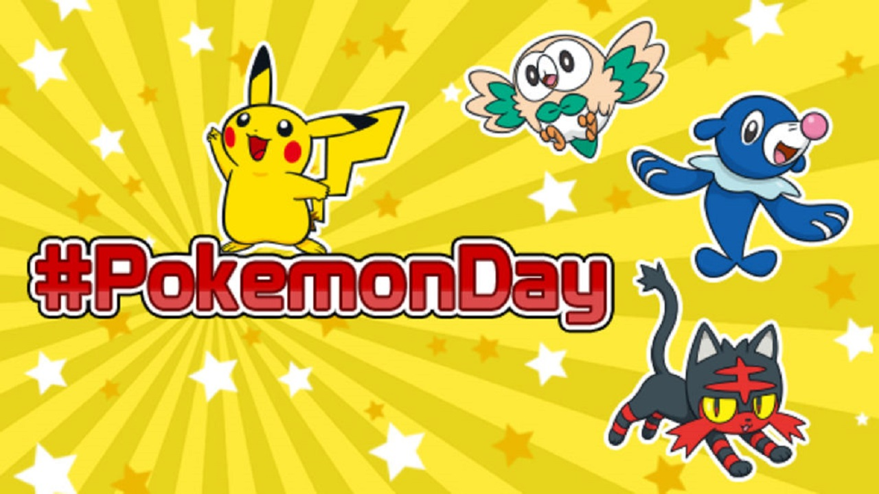 Pokémon's 21st birthday is coming up, special events inbound