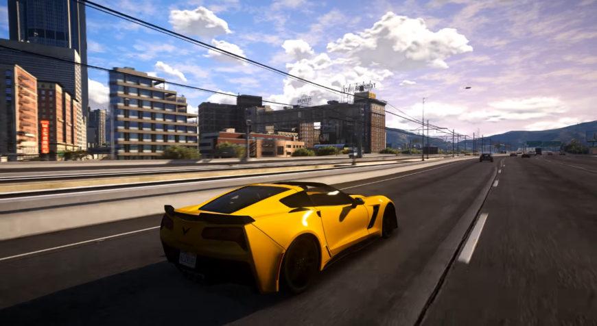 best gta 5 graphics mod
