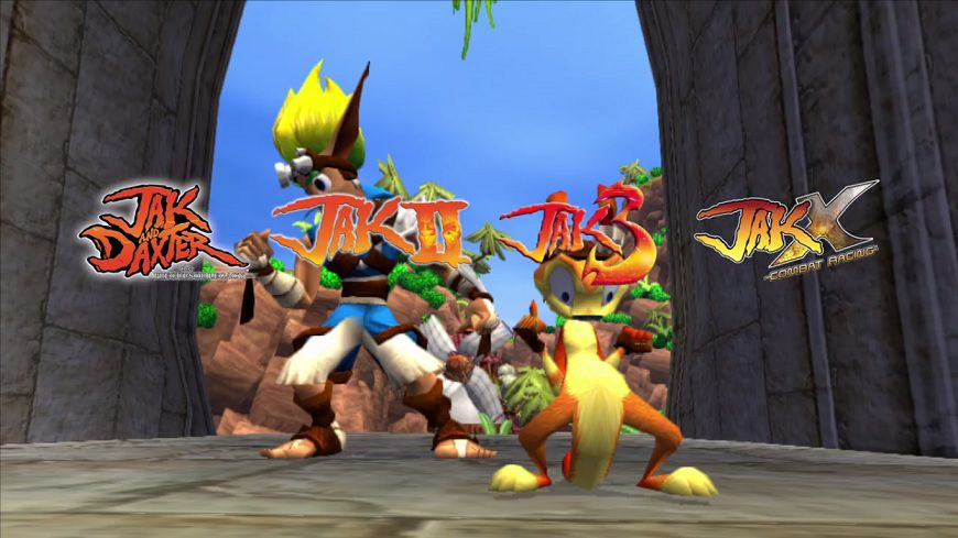 Jak and Daxter series coming to PS4 > NAG