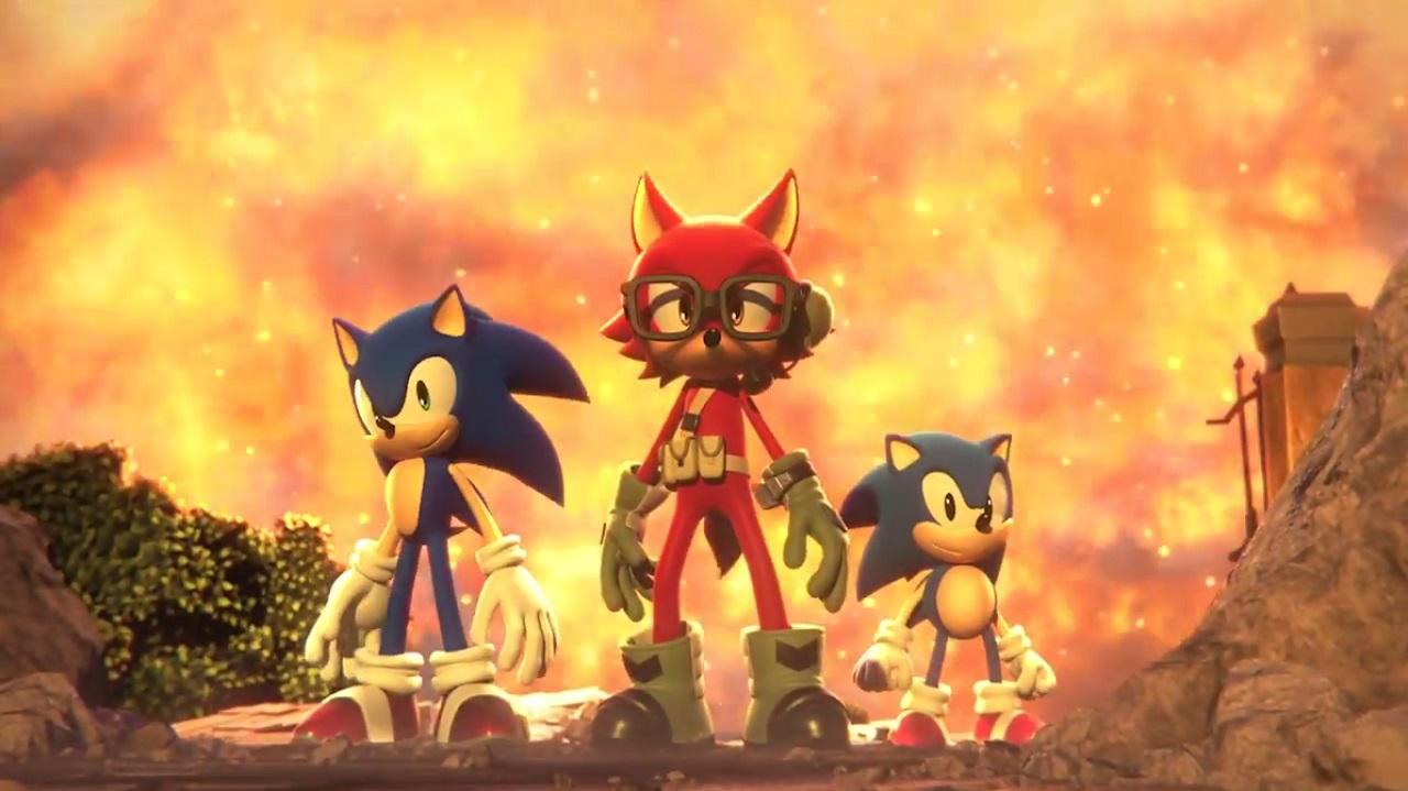 Custom Characters Gotta Go Fast In Sonic Forces Nag