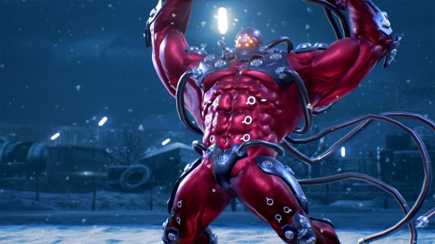 Tekken 7 review > NAG