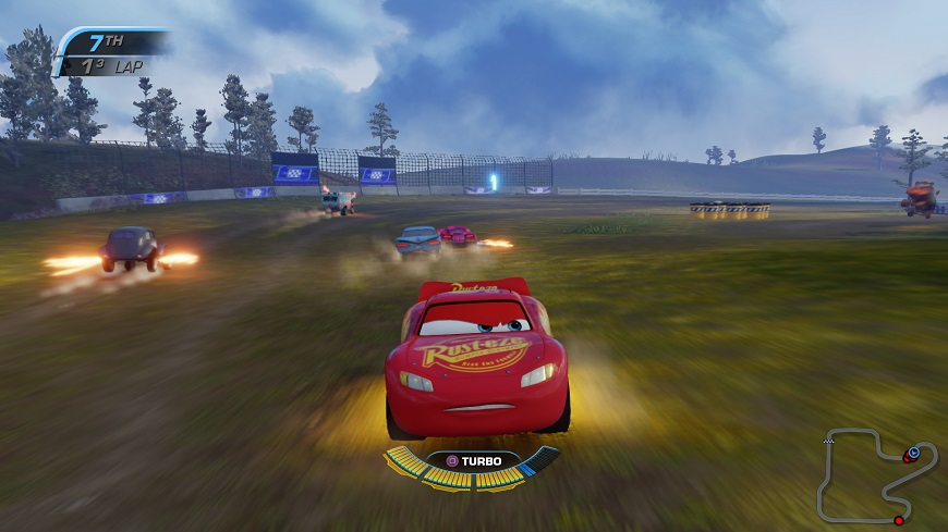 Cars 3 Driven To Win Review Nag