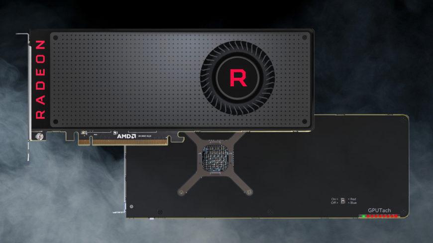 Leaked Radeon RX Vega 56 results put it faster than NVIDIA's GTX