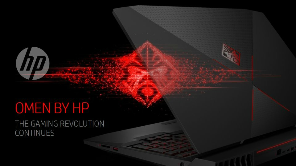 HP reveals their OMEN X high-end gaming laptop > NAG