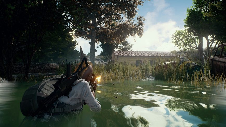 Five reasons you really should be playing PUBG > NAG