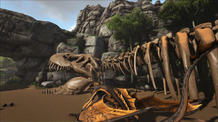 Ark: Survival Evolved review > NAG