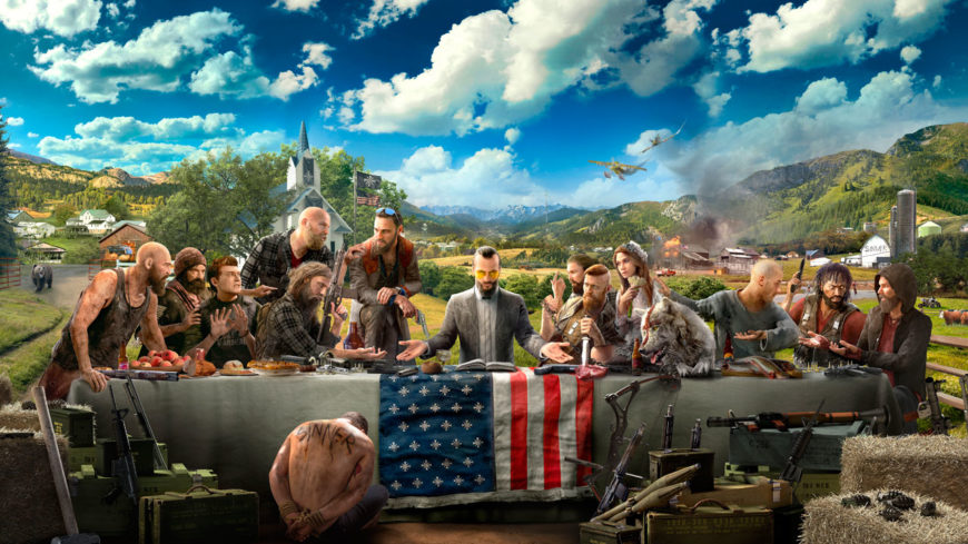 Can I Get An Amen Hallelujah For The New Far Cry 5 Trailer Amen