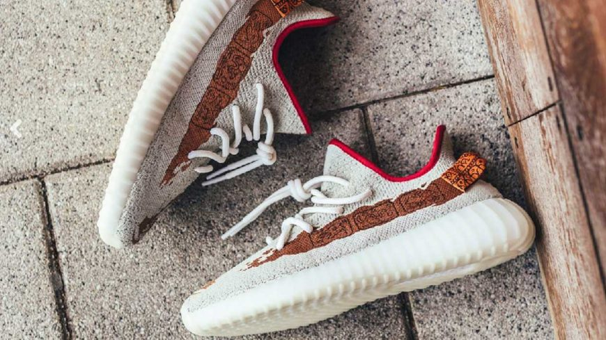750a2cee8006f Assassin s Creed Origins is getting limited edition Yeezy sneakers and  they re ugly as hell