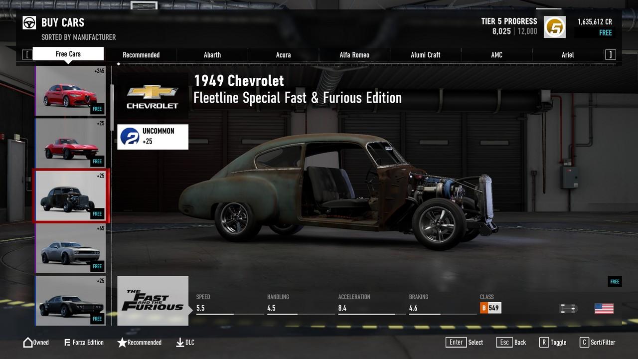 Forza Motorsport 7 Telecharger PC Version Complete sur le jeu lui-même et des informations plus détaillées: Salutations les gars et les filles chez telecharger-jeux24.fr ! Aujourd'hui, nous pouvons enfin vous annoncer un nouvel installateur – Forza Motorsport 7 Telecharger.