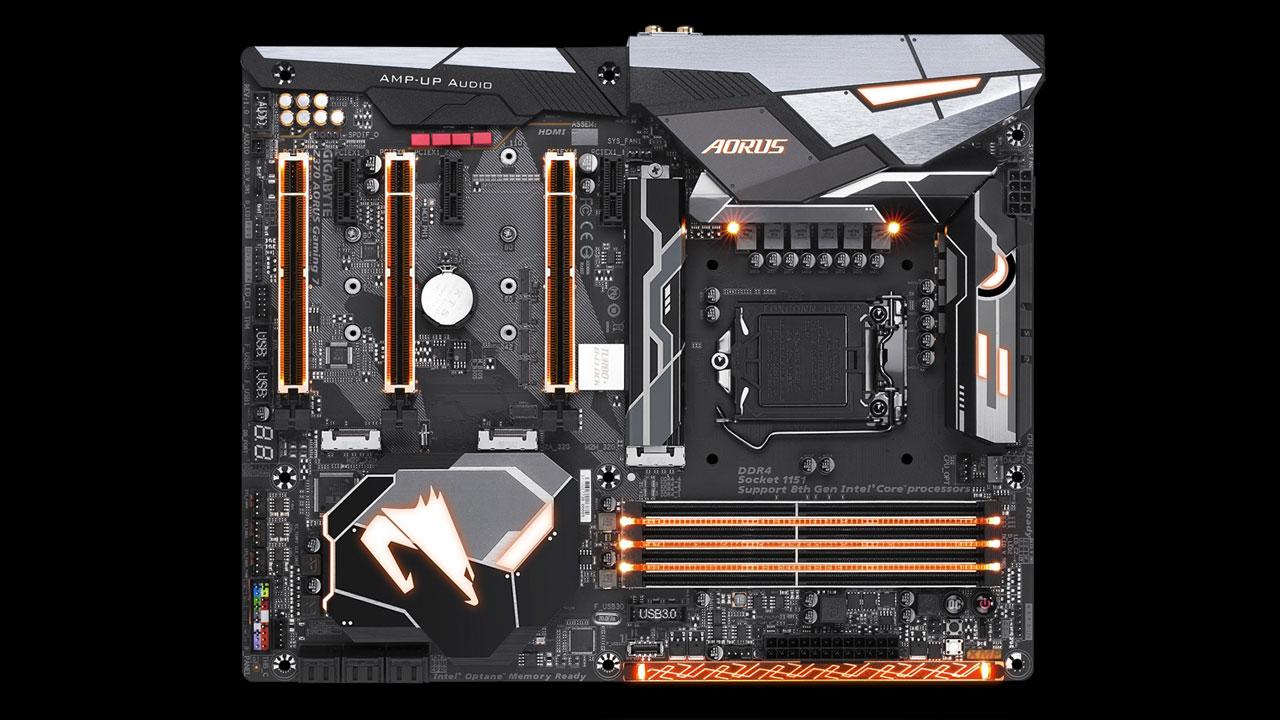 Z370 AORUS Gaming 7 review > NAG