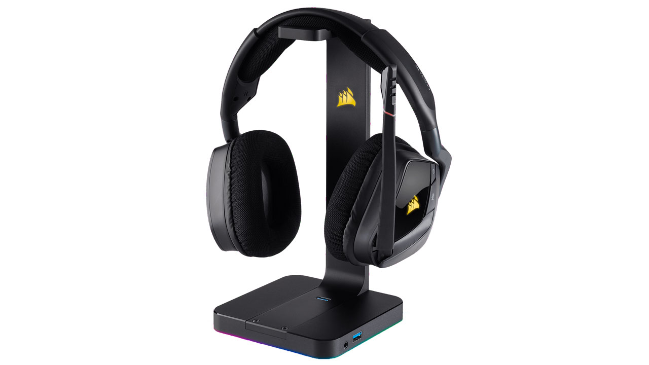 Headset showdown: Corsiar HS50 + ST100 versus Corsair VOID