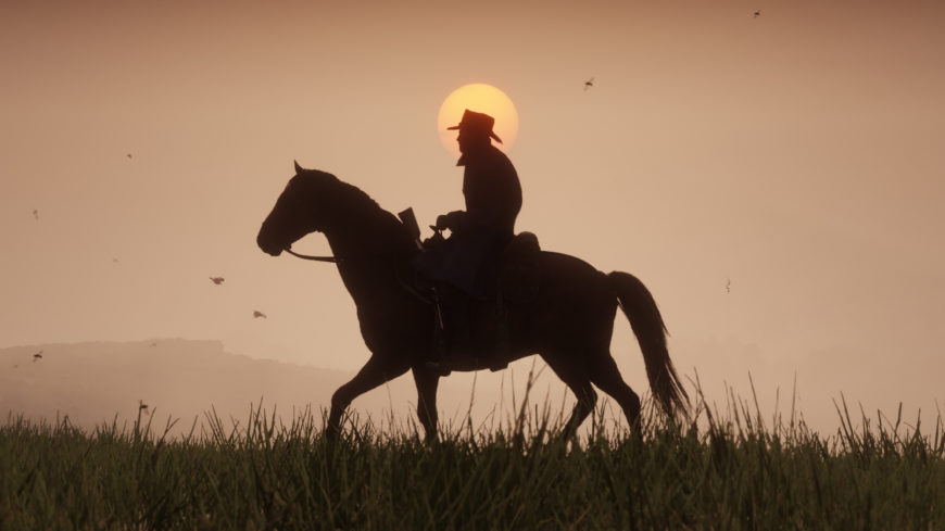 Red Dead Redemption 2's companion app includes code